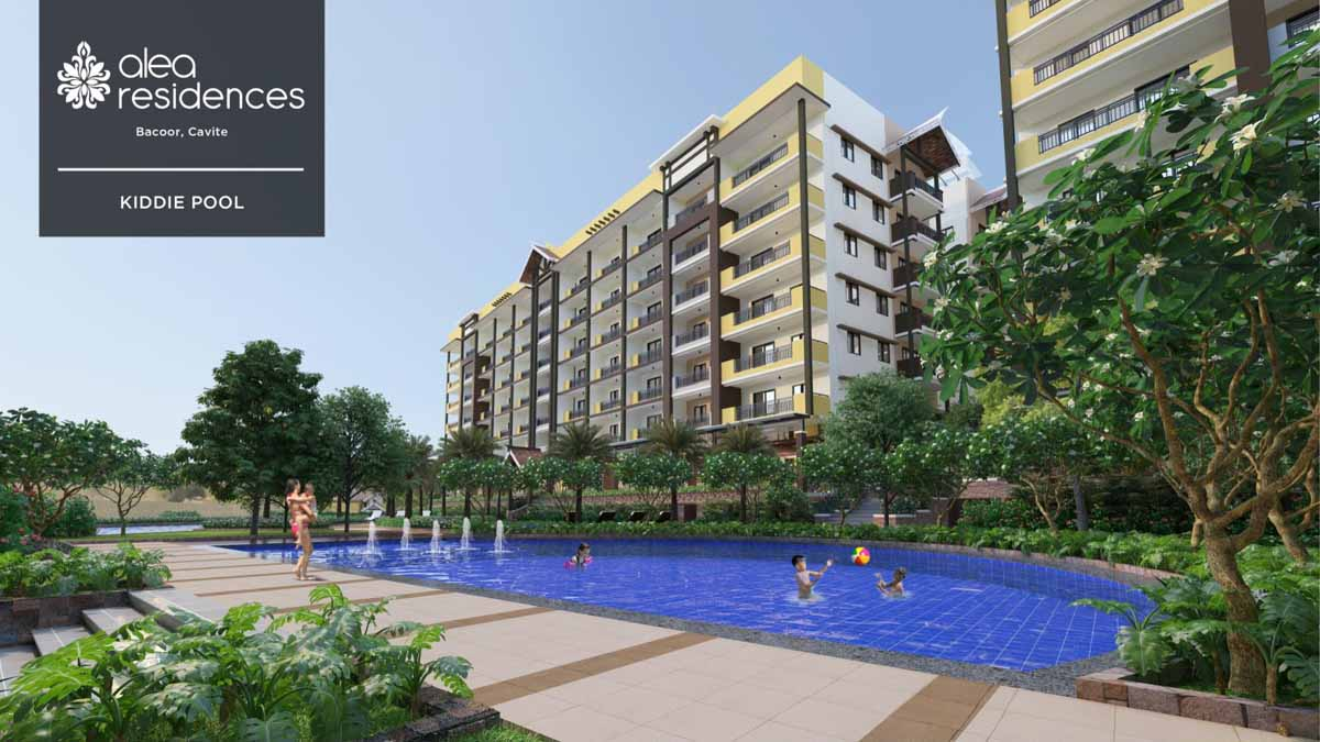 Alea Residences Kiddie Pool