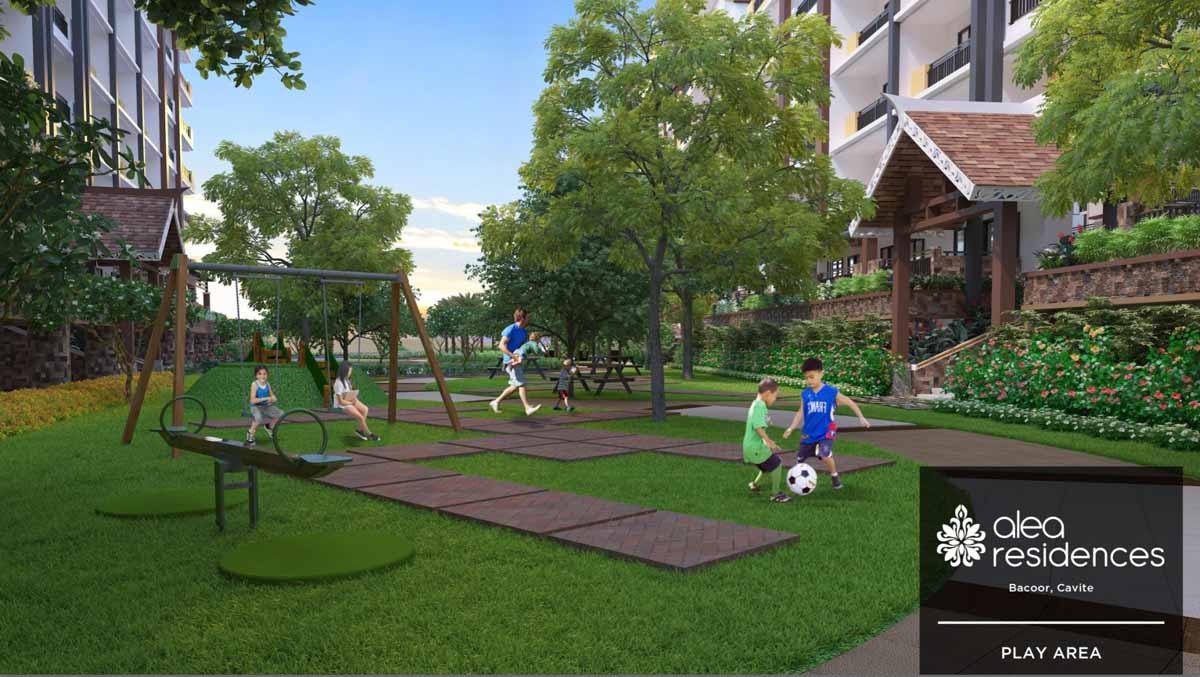 Alea Residences Play Area