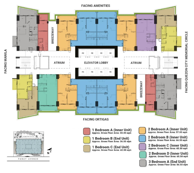 The Crestmont Floorplan 7F