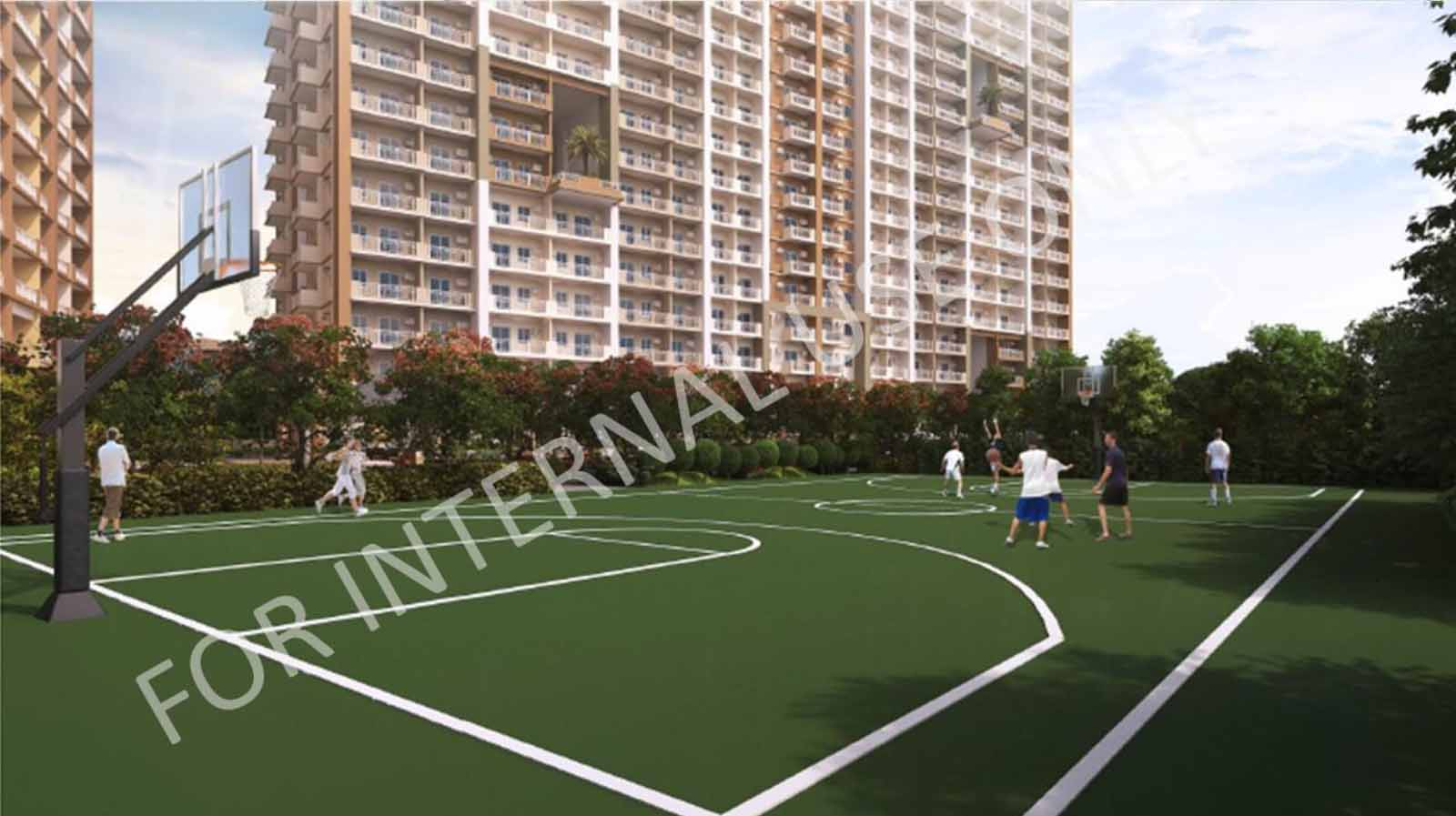 Infina Towers Basketball Court