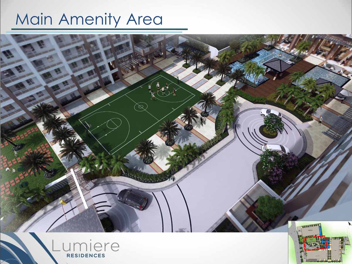 Lumiere Residences Core Amenities