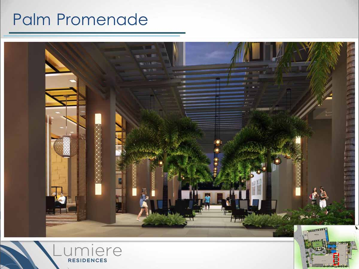 Lumiere Residences Palm Promenade