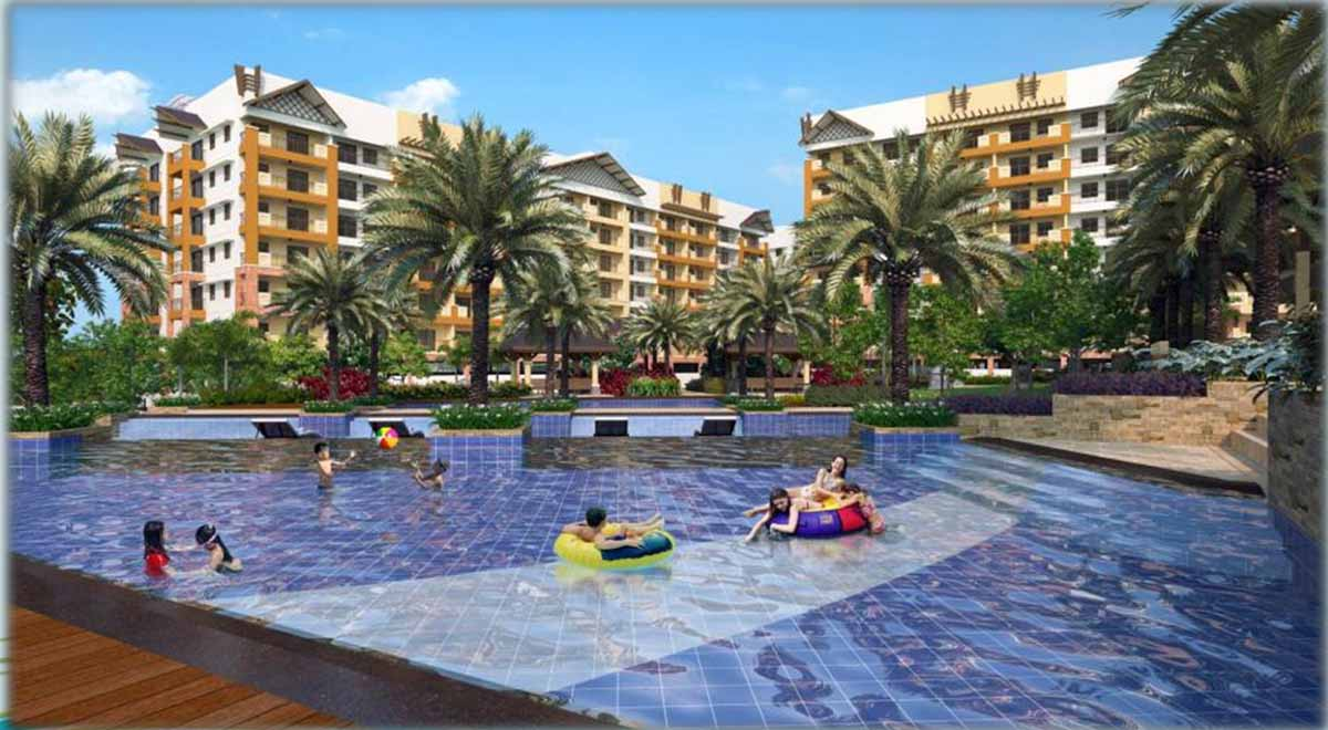 Mirea Residences Kiddie Pool