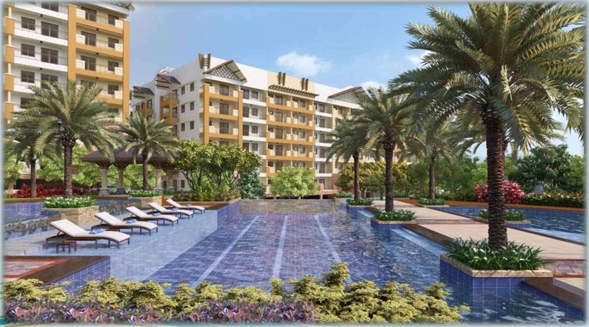Mirea Residences Lap Pool