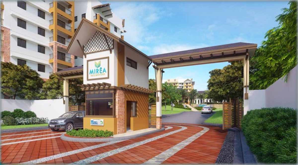 Mirea Residences Main Gate