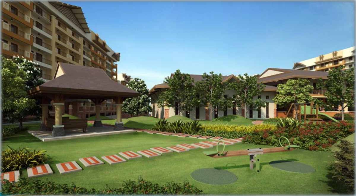 Mirea Residences Play Area