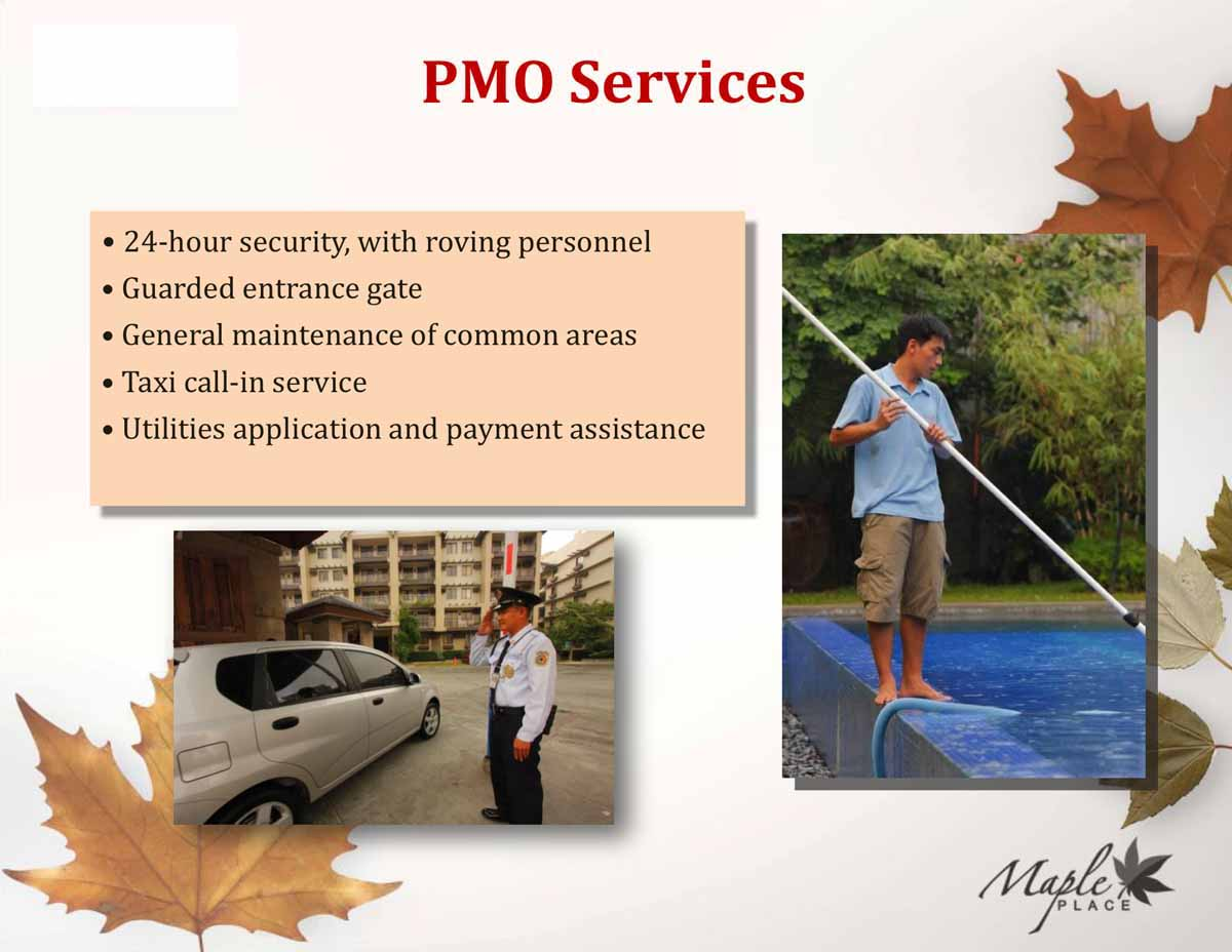Maple Place PMO Services