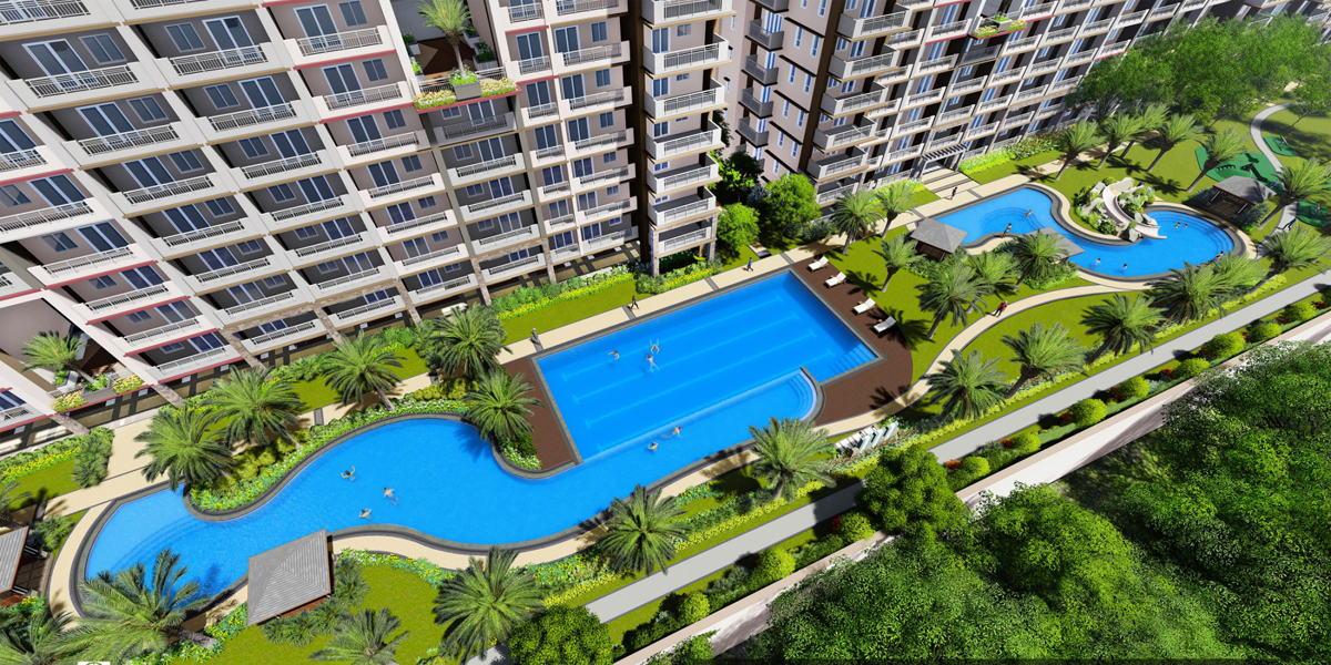 Satori Residences Core Amenities