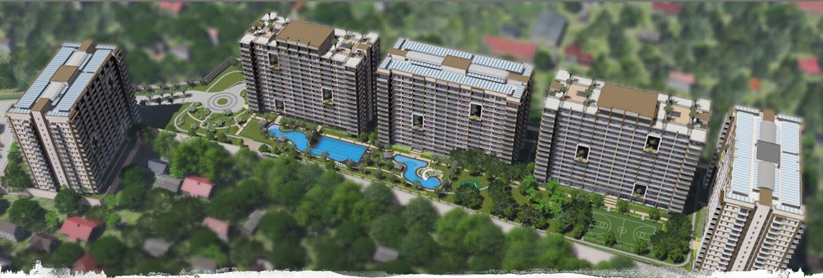 Satori Residences Site Development Plan (labeled)